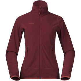 Bergans Ylvingen Jacket Damen bordeaux/lounge